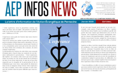 AEP Infos News janvier 2019