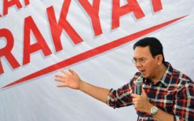 Jakarta, «AHOK» l'ancien gouverneur libéré !