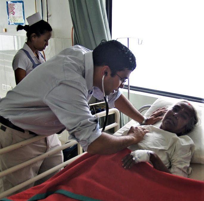 Inde, un médecin refoulé à l'aéroport