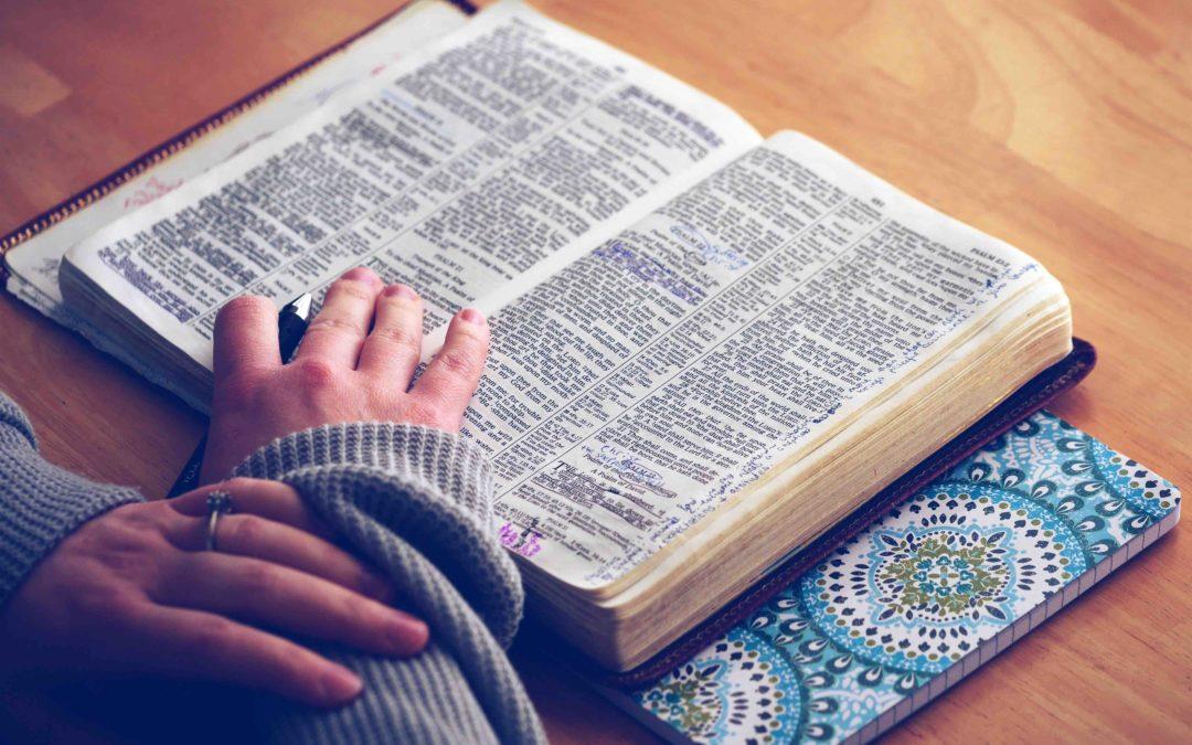 La Bible, Romains 8 v 35 – 39