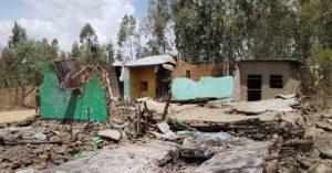 Ethiopie, 10 églises détruites !