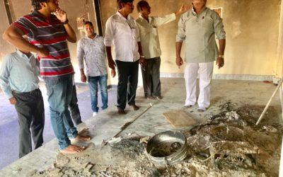Inde, une église IGWF saccagée