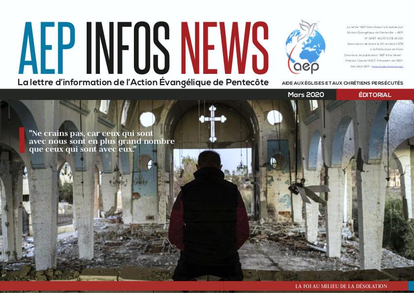 AEP Infos News mars 2020