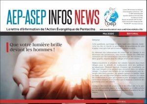 AEP Infos News mai 2020