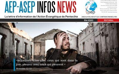 AEP Infos News été 2020