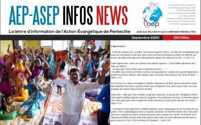 AEP Infos News septembre 2020