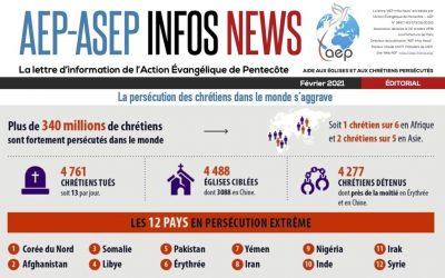 AEP-ASEP Infos News février 2021