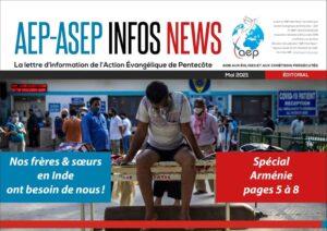 AEP-ASEP Infos News mai 2021