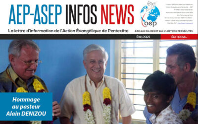 AEP-ASEP Infos News été 2021